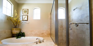 Custom Bath and Showers
