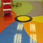VCT in the Children's Wing of Vidant