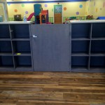 Karndean LVP - Vintage Pine installed at local childcare facility